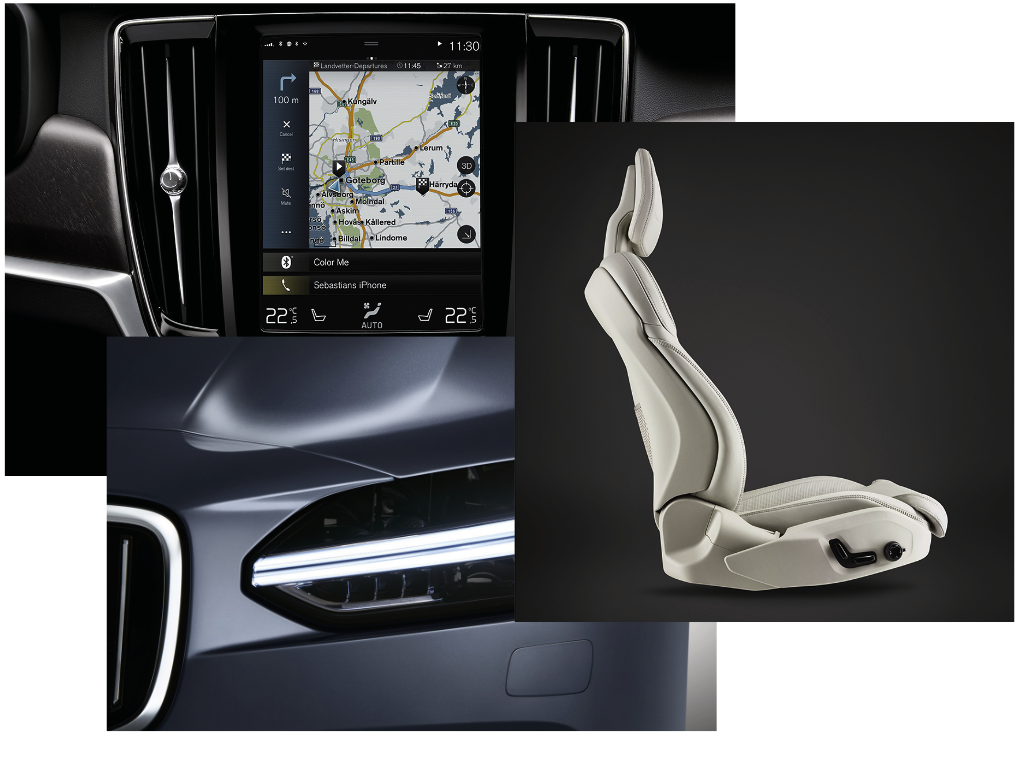 Volvo Car Showmode – bring your cars to life |